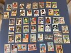 1960s 1970s 1980s VINTAGE BASEBALL CARDS 50+ CARDS HIGH BOOK VALUE