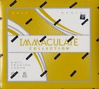 2017 Panini Immaculate NFL Football Factory Sealed Hobby Box