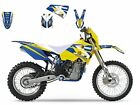 Sticker Kit Graphics Fits Husaberg FS400 2000 2001 2002 2003 2004 2005