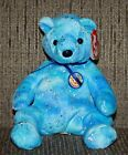 TY ~ CLUBBY VI 6 BLUE ~ Ty Beanie Baby ~ MINT with MINT TAGS ~ RETIRED !!!!!!