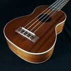 New KALA KA S Soprano Gloss Finish All Mahogany Ukulele