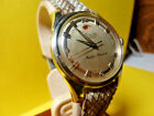 Classic  S.Steel Jaeger LeCoultre Master Mariner  Power Reserve PYTHON Strap