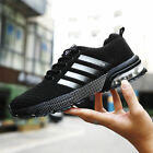 Mens Athletic Sneakers Outdoor Sports Running Casual Shoes Breathable