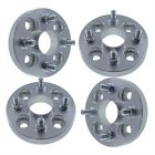 4 20mm Hubcentric Wheel Spacers  4x100 w 571mm Hub Bore  Billet T6 6061