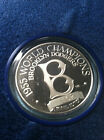 Brooklyn Dodgers Cooperstown Collection Commemerative Coin Jackie Robinson