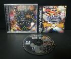 Pro Pinball (Sony PlayStation 1, 1996) PS1 Complete