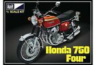 MPC Honda 750 Four Motorcycle - Plastic Model Motorcycle Kit - 1/8 Scale