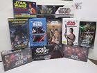 STAR WARS SUPER BOX OVER 300 CARDS FROM DIFFERENT SERIES 15 HITS + 1 SKETCH CARD
