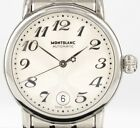 MontBlanc Meisterstuck 36mm Stainless 7042 Automatic ETA 2892-A2 Men's Watch