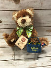 Boyds Bears Daffodil Days American Cancer Society Special Edition Teddy Plush 8