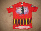 Vintage Sunset Amber Ale Cycling Bike Bicycle Jersey Adult L Canari