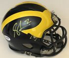 2016 Leaf Autographed Mini-Helmet Football 9