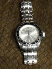 Jacques Lemans W.R. 20 ATM Dial Stainless Steel Swiss Automatic Sport Men's