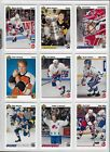 1991-92 UPPER DECK HOCKEY COMPLETE SET 1-700 NHL FREE SHIPPING