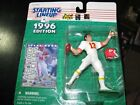 1996 STARTING LINEUP FOOTBALL STEVE BONO KANSAS CITY CHIEFS NUMBER 13