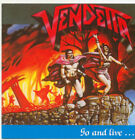 Vendetta – Go And Live...Stay And Die (+1 Bonus )  CD. New