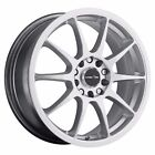 4 New 16 Wheels Rims for Chevrolet Beretta Cavalier Dodge Neon Stratus 39517