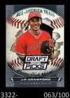 2013 Panini Prizm Perennial Draft Picks Baseball Cards 5