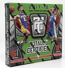 2017-18 PANINI TOTALLY CERTIFIED BASKETBALL HOBBY BOX FACTORY SEALED BRAND NEW