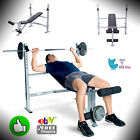 Training Weight Bench Olympic Strength Press Fitness Home Gym Exercise Equipment