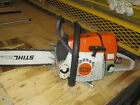 Stihl MS361 make a big cranked saw with 440 crank head spacer only