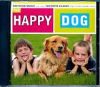 SEALED NEW CD Bish & Fallon - The Happy Dog: Soothing Music For Your Favorite Ca