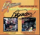 SEALED NEW CD Pat Travers - Putting It Straight + Heat In The Street: Limited Ed