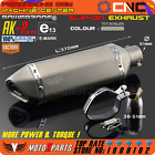Modified MotorcycleE-Mark AK-P511 Exhaust Pipe Universal Muffler CB CRB YZF etc.