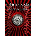 WHITESNAKE-MADE IN JAPAN-JAPAN BLU-RAY 2 CD BONUS TRACK Japan with Tracking