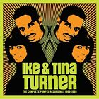 IKE & TINA TURNER-THE COMPLETE POMPEII RECORDINGS 68'-69' 3 CD WITH JAPAN OBI