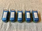 Lot Of 5 Hot Wheels T1 VW Drag Bus Attention Customizers