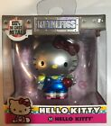 METALFIGS HELLO KITTY Die Cast Figure S3 Silver Blue Metal Collectible Sanrio