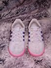 Adidas Toddlers Samoa I Sneakers Size 4K Clear Grey FTW White Pink CQ0751