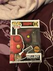 Funko POP! Comics HELLBOY #01 LIMITED CHASE EDITION