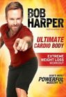 BOB HARPER ULTIMATE CARDIO BODY EXTREME WEIGHT LOSS DVD NEW SEALED WORKOUT