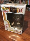 POP Television Walking Dead Bicycle Girl Zombie 4in Vinyl Figure 16 Funko Toys