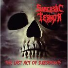 Sarcastic Terror The Last Act Of Subsidence CD