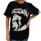 Authentic THE CABINET OF DR CALIGARI Poster Art Slim Fit T Shirt S 3XL NEW