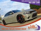 Charger SRT Hellcat 2017 Dodge Charger SRT Hellcat 14999 Miles Destroyer Gray Clearcoat 4dr Car Supe
