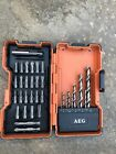 AEG Drill And Screw Drives Set