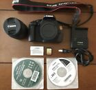 Canon EOS Rebel T3i Bundle Excellent Used Condition