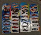 Hot Wheels Lot of Chevy Camaro 67 SS ZL1 Special Edition concept