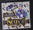 2017 PANINI SELECT NASCAR RACING SEALED HOBBY BOX Autographs & Memorabilia