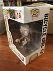 FUNKO POP TELEVISION THE WALKING DEAD 16 BICYCLE GIRL VINYL FIGURE Vaulted
