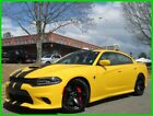 Dodge Charger SRT HELLCAT V8 SUPERCHAGED HARMAN KARDON SUNROOF CARBON STRIPES 2017 DODGE CHARGER SRT HELLCAT ONE OWNER CLEAN CARFAX WE FINANCE