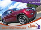 Grand Cherokee Limited 2018 Jeep Grand Cherokee Limited 17116 Miles Velvet Red Pearlcoat Sport Utility