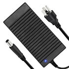 Laptop AC 180W Power Adapter Charger+Cable for Dell Precision M4600 M4700 M4800