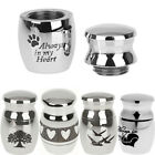 Mini Urn for Ashes Cremation Memorial Small Dog Keepsake Ash Container Jar Cute