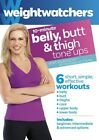WEIGHT WATCHERS BELLY BUTT THIGH TONE UPS WORKOUTS NEW SEALED EXERCISE