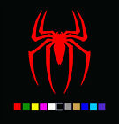 SPIDERMAN Spider Emblem Logo Vinyl Decal Die Cut Sticker